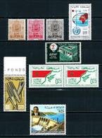 Marruecos (9 Sellos) Nuevo** Cat.10€ - Morocco (1956-...)