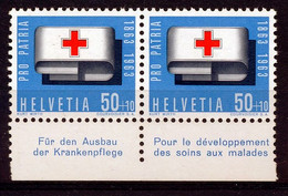 HELVETIA - Mi. 779 - Pro Patria - MNH** - Bogenrand/Bord De Feuille/Tab - (ref. TAB-29) - Pro Patria