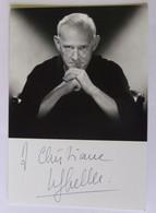 William SHELLER - Dédicace - Signé - Autographe Authentique - Singers & Musicians