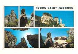 74 - Tours Saint Jacques - Multivues - Frankrijk