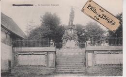 A Identifier - Cpa / Monument Aux Morts. - A Identificar