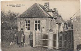 27 ECROSVILLE-MONTAURE  Maison Vigneron - Altri Comuni