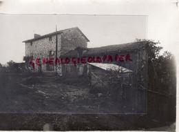 87- ST SAINT LEONARD NOBLAT-FERME DE LUBERSAT- RARE PHOTO ORIGINALE BOUDEAU ST PRIEST TAURION 1909 - Identifizierten Personen