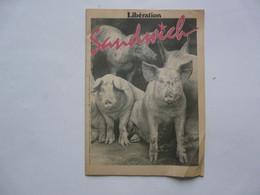 LIBERATION - SANDWICH - Books, Magazines, Comics
