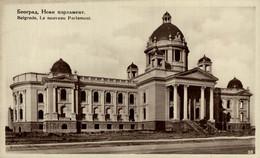 Belgrad, Le Nouveau Parlament. Serbia. Serbie - Serbia