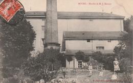 Bourg En Bresse  Moulin De M J Bernier - Unclassified