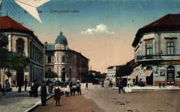 Szabadka- Damjanich-utca. Serbia. Serbie - Serbia