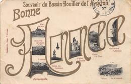 Souvenir Du Bassin Houiller De L'Aveyron - Très Bon état - Sonstige Gemeinden