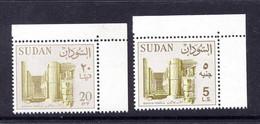 20 Pt(1975 ) + 5 Ls(1990) Neufs ** MNH Sans Filigrane Temple égyptien De Bohein (Tpl D' Hatchepsout) Voir Scan - Sudan (1954-...)