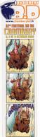 Marque Page Trolls De Troy ( Lanfeust ) Arleston Mourier Mamouth - Books, Magazines, Comics