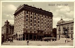 Belgrad, Le Palais Riunioné. Serbia. Serbie - Serbia