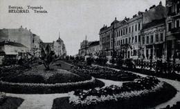 Belgrad, Terazia. Serbia. Serbie - Serbia