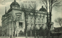 Gruss Aus Belgrad. Serbia. Serbie - Serbia