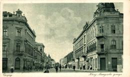 Belgrade, La Rue Du Prince Michel. Serbia. Serbie - Serbia