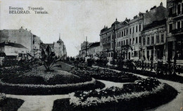 Belgrade, Terazia. Serbia. Serbie - Serbia