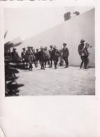 Foto Militare - Gruppo Di Soldati E Militari Vari - Guerra, Militari