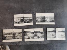 LL LOT 7 CARTE POSTALE CP STEREO TUNISIE  SOUSSE KAIROUAN TUNIS EL DJEM MONASTIR  TBE - Stereoscope Cards