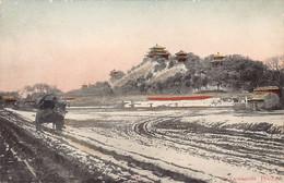 JAPAN - Snowy Landscape - Unclassified