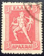 Greece - Griekenland - P3/18 - (°)used - 1920 - Michel 204 - Hermes - Gebruikt