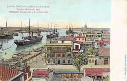 PHILIPPINES - Spanish-American War - Spanish Transports Anchored At Port-Said, Year 1898 - Publ. C. Zangaki 5626 - Filipinas