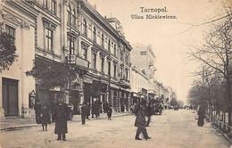 Ukraine - TERNOPIL Tarnopol - Ulica Mickiewicza - Ukraine
