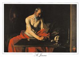 Oeuvre Du Caravage,  Saint Jérôme - Schilderijen