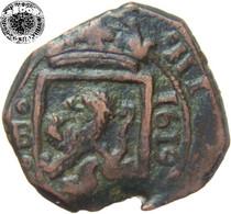LaZooRo: Spain 8 Maravedis 1619 B VF - [ 1] …-1931 : Kingdom