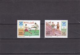 Irak Nº 1541 Al 1542 - Iraq