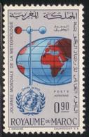Maroc 1964 Yvert PA 111 Neuf** MNH (AC8) - Morocco (1956-...)