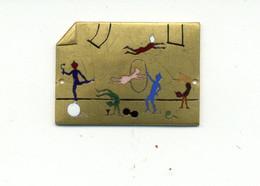 Médaille Ou Décoration émaillée (?) Cirque / (fin XIXème - Début XXème) - France