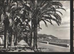 Diano Marina  Corso Xx Settembre Panorama-viaggiata-si-1958-fg-mt-7187 - Imperia