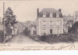 LA CHAPELLE-MONTLIGEON Entrée De Bourg    247 - Sonstige Gemeinden