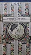 Almanach 1916 Hachette - Books, Magazines, Comics
