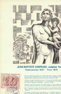 CARPEAUX - VALENCIENNES - YVERT N¨1661 - 1980-1989
