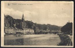 CPA  Ern Thill- Nels-DINANT, Départ Du Bateau Pour Namur. Non Circulé - Dinant