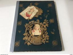 Gesneden Chromo's Boek + 100 Losse Chromo's - Victorian Die-cuts