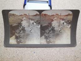 Photo Stéréoscopique Guerre Russo-japonaise - Stereo-Photographie