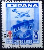 ESPAGNE                     P.A 239                    OBLITERE - Poste Aérienne