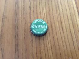 """Ancienne Capsule D'eau """"SOURCE GONZENBACH - SOULTZBACH (68)"""" - Other"""
