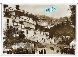 Campania-caserta-s.gregorio D'alife O S.gregorio Matese Municipio E Villa Comunale Bella Veduta Anni 40 - Italy