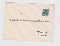 AUSTRIA  Postal Stationery Cover - Lettres & Documents