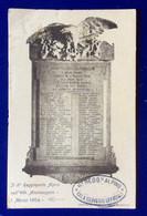 CARTOLINA MILITARE  6 REGGIMENTO ALPINI  IL 1 MARZO 1904 Nel VI ANNIVERSARIO - Autogramme & Autographen