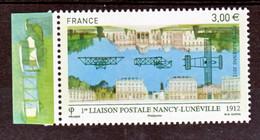 France PA  75a Nancy Lunéville  Bdf Illustré 2012  Neuf ** TB MNH Sin Charnela Faciale 3 - 1960-.... Nuovi