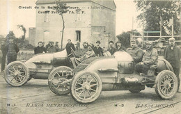 CIRCUIT DE LA SEINE INFERIEURE - 2 Juillet 1907- Grand Prix A.C.F - H.I.S A HENRI DESPASSE & H.I.S MOULIN - France