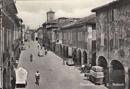 Emilia Romagna  - Bologna - Crevalcore - Via G. Matteotti - F. Grande - Viagg - Molto Bella Animata - Italy
