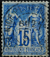 -Sage N°101 Type Ll.(CAD) O.NICE PL GRIMALDI .1893. - 1876-1898 Sage (Tipo II)