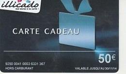 ILLICADO 67    50E 2011.2014 - Frankreich
