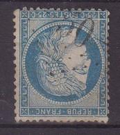 "FRANCE : GC 50 . "" L'ALBARON "" . ( 12) . N° 60 . B . ( CATALOGUE MATHIEU ) . - 1849-1876: Klassieke Periode"