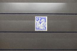 FRANCE - Variété - N° Yvert 656 Type Iris, Double Impression - Neuf - L 72160 - Variétés: 1941-44 Oblitérés