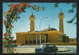 Kuwait Picture Postcard Fahad Assalim Mosque View Card - Kuwait